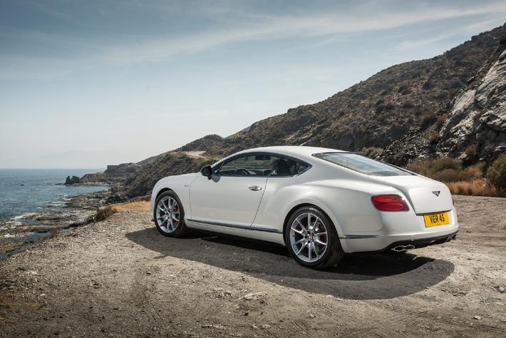 Bentley feiert Rekordjahr mit 19-prozentigem Wachstum weltweit