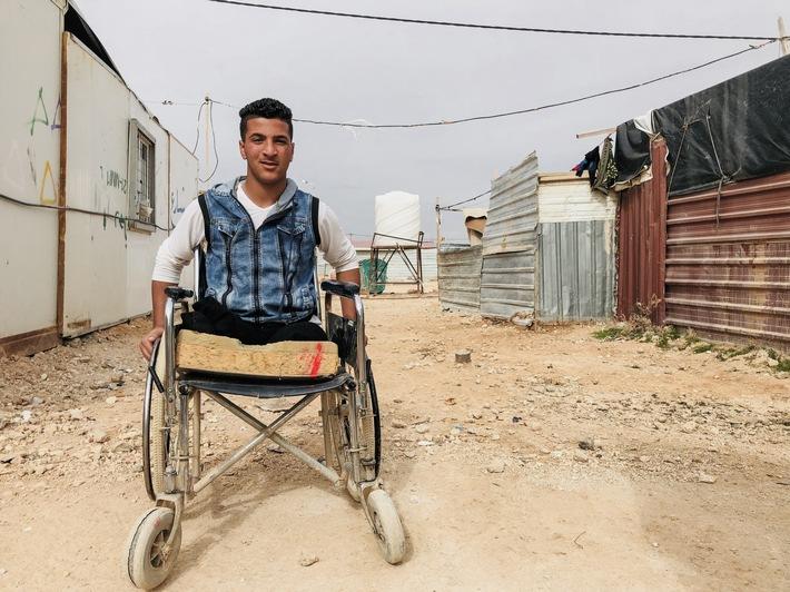 UNICEF zu sieben Jahren Krieg in Syrien: Syriens kriegsversehrte Kinder