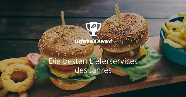Deutschlands beste Lieferservices: Lieferheld ermittelt Top-Bestellrestaurants mit speziellem Algorithmus