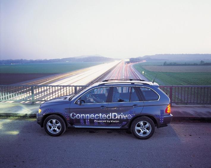 ConnectedDrive: Weltpremiere in Turin