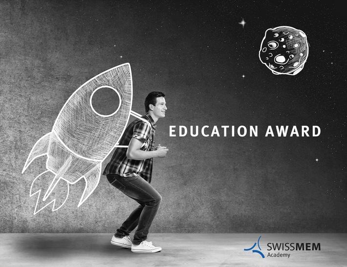 Swissmem Academy Education Award 2017