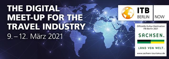 Presse-Services zur ITB Berlin 2021: Was Medienvertreter auf der digitalen ITB Berlin NOW erwartet