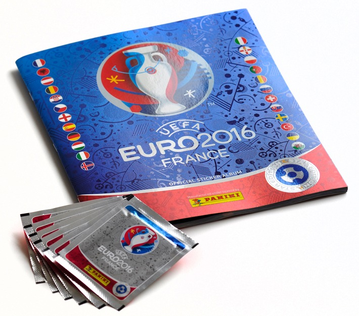 Panini UEFA EURO 2016[TM] France - Star Edition