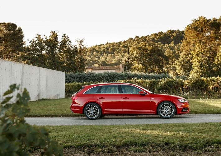 Audi setzt weltweites Wachstum im April fort