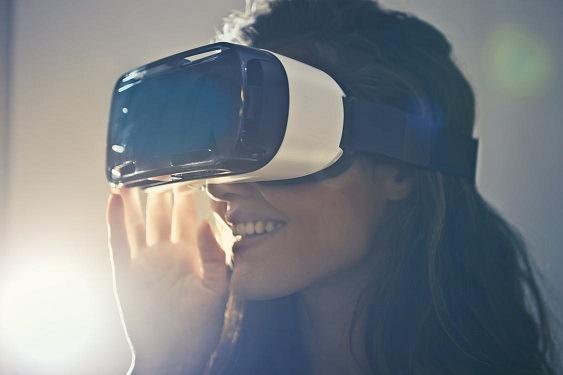 Virtuelle Realität Brille