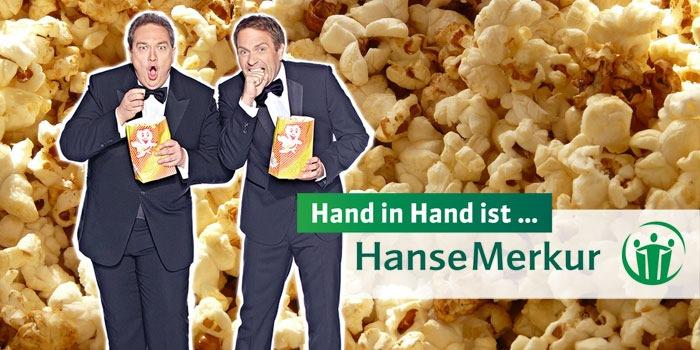 HanseMerkur: Wieder Hand in Hand mit SchleFaZ / Die schlechtesten Filme aller Zeiten ab 30.06.2017 auf TELE 5