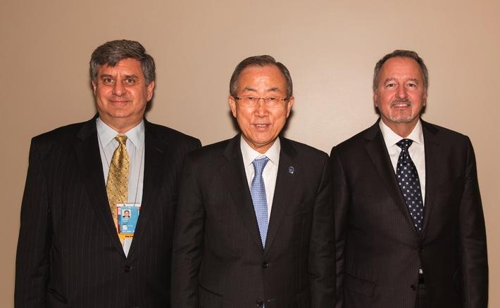UNAOC und BMW Group erneuern zukunftsweisende Partnerschaft