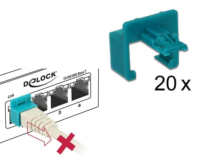 Secure Clip Delock DL-86406