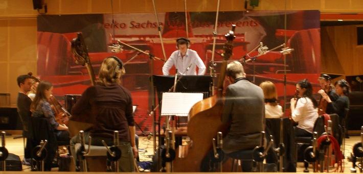Royal Philharmonic Orchestra Ensemble plays
