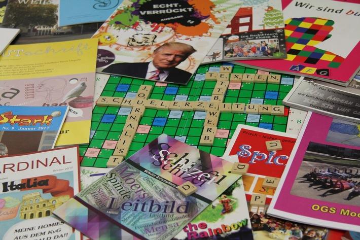 Rund 60 Schulen haben vergangenes Jahr an dem Schülerzeitungswettbewerb der Kulturstiftung der Westfälischen Provinzial teilgenommen.