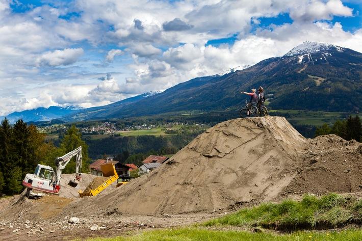 In 42 Tagen geht es los: Crankworx Innsbruck - 21. bis 25. Juni 2017 + VIDEO - BILD
