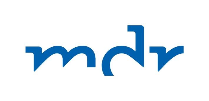 Logo MDR / Weiterer Text über ots und www.presseportal.de/nr/7880 / Die Verwendung dieses Bildes ist für redaktionelle Zwecke unter Beachtung ggf. genannter Nutzungsbedingungen honorarfrei. Veröffentlichung bitte mit Bildrechte-Hinweis.