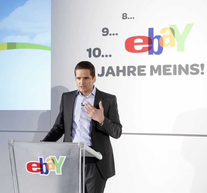 10 jahre ebay in deutschland ber 1 milliarde verkaufte artikel im wert von 42 presseportal. Black Bedroom Furniture Sets. Home Design Ideas