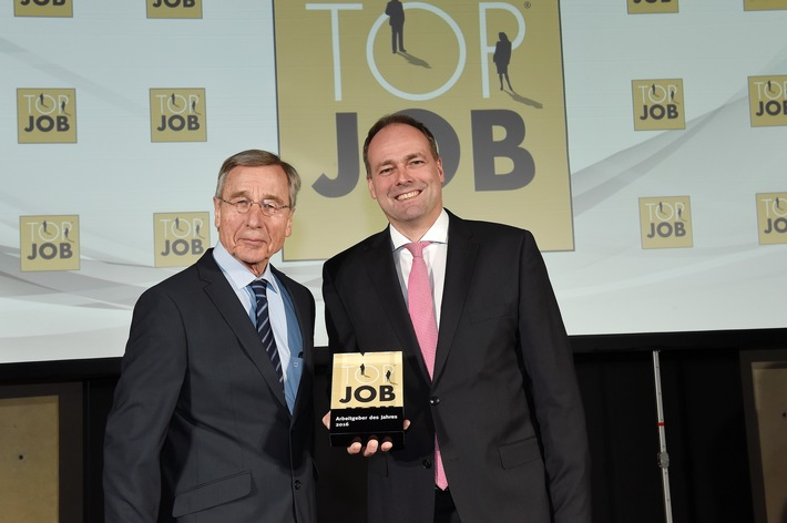 """Gesund, erfolgreich, empfehlenswert: Teambank AG zum vierten Mal """"Arbeitgeber des Jahres"""""""