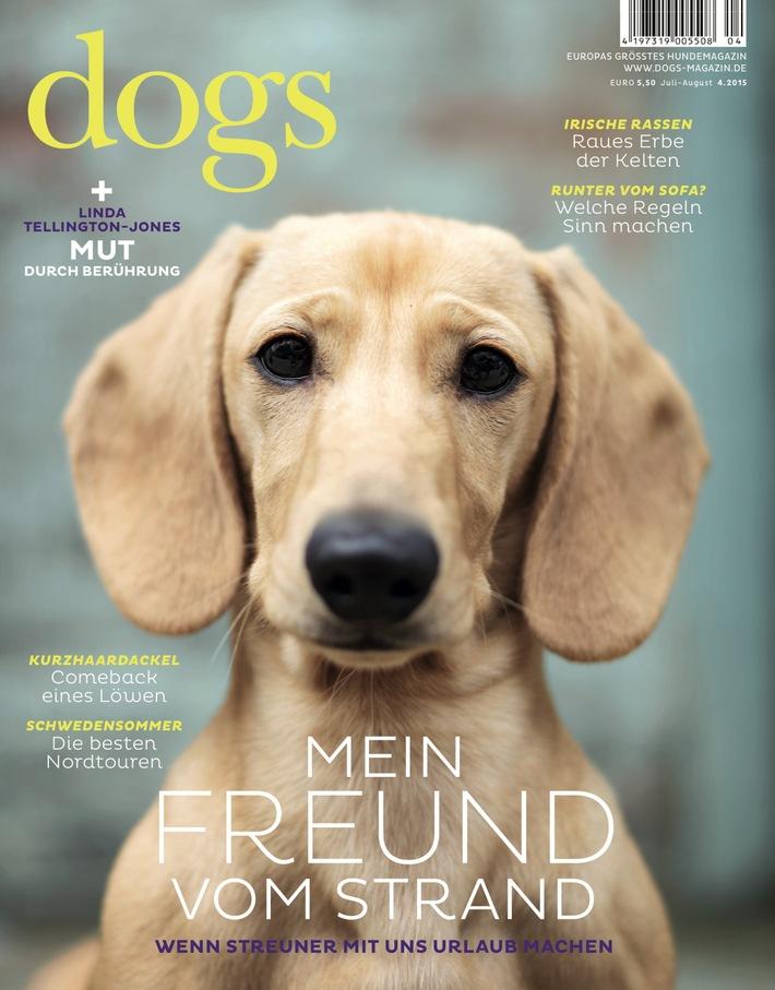 DOGS AWARD 2016: Helden auf zwei und vier Beinen gesucht