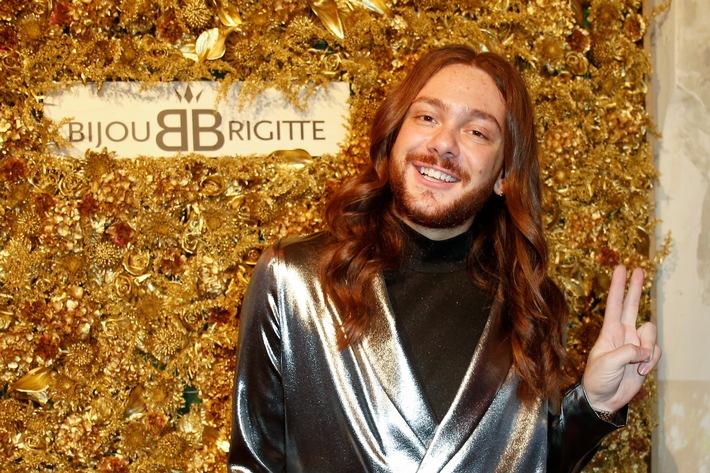 Bijou Brigitte - Exklusiver Partner beim BUNTE NEW FACES AWARD STYLE 2017
