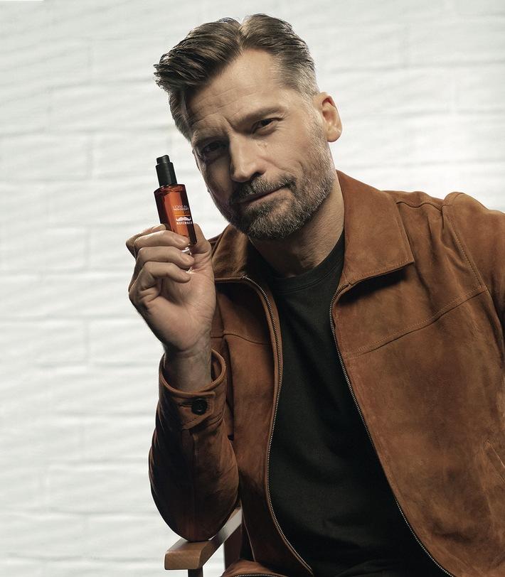 """L'Oréal Men Expert sammelt wieder Spenden für Movember Organisation / Männergesundheit/Depressions-Prävention im Fokus / Weiterer Text über ots und www.presseportal.de/nr/150046 / Die Verwendung dieses Bildes ist für redaktionelle Zwecke honorarfrei. Veröffentlichung bitte unter Quellenangabe: """"obs/L'Oréal Men Expert"""""""