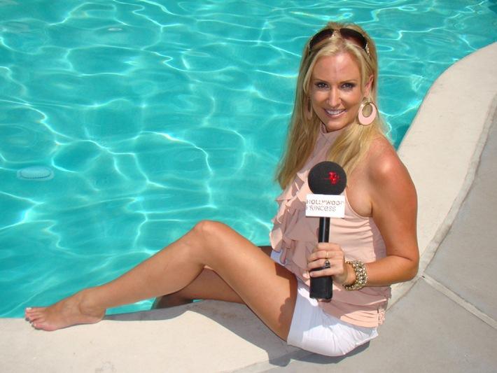 TALK OF FAME - NEWSTICKER James McAvoys Fitness-Stress, Britney Spears' Neuer, Brad Pitts bevorstehender Deutschlandbesuch