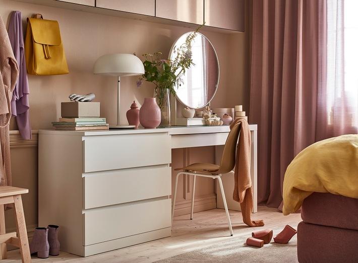 Inter IKEA Systems B.V. 2021 / Weiterer Text über ots und www.presseportal.de/nr/29291 / Die Verwendung dieses Bildes ist für redaktionelle Zwecke unter Beachtung ggf. genannter Nutzungsbedingungen honorarfrei. Veröffentlichung bitte mit Bildrechte-Hinweis.