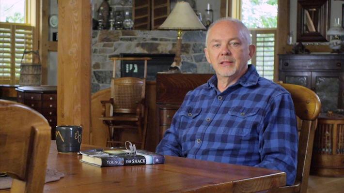 """Paul Young, Autor des Bestsellers """"Die Hütte"""". Weiterer Text über ots und www.presseportal.de/nr/55188 / Die Verwendung dieses Bildes ist für redaktionelle Zwecke honorarfrei. Veröffentlichung bitte unter Quellenangabe: """"obs/Bibel TV"""""""
