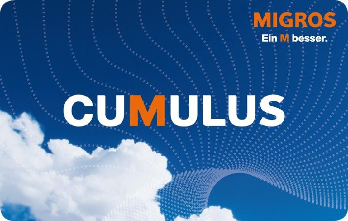 Migros: CUMULUS geht neue Wege
