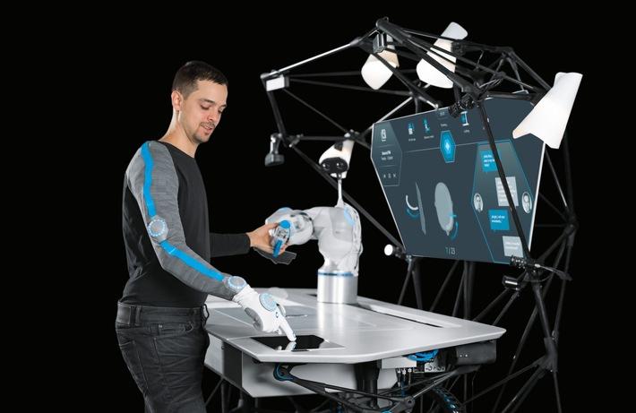 Morgen: Vorstellung der neuen Bionik-Projekte in unserer Online-Pressekonferenz