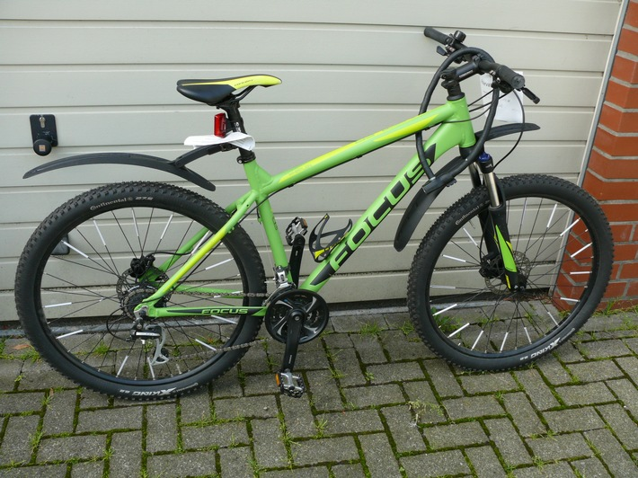 POL-SO: Lippstadt - Polizei sucht Fahrradbesitzer