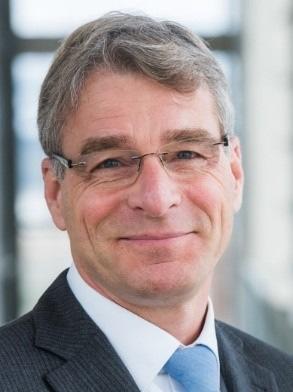 Prof. Dr. habil. Dr. rer. nat. Oliver Ambacher, Leiter des Fraunhofer-Instituts für Angewandte Festkörperphysik IAF  in Freiburg. Foto: Klaus Polkowski