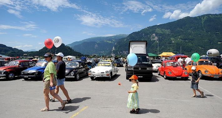 """VW feierte ein erfolgreiches Volksfest - """"Ohne VW Bus keinen Rock'n'Roll"""""""