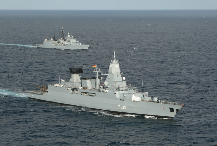 Marine: Deutscher Marineverband umrundete Afrika