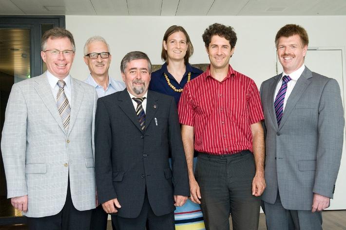 Steigerung der Energieeffizienz / Swisscom wird neues Mitglied von Inergie