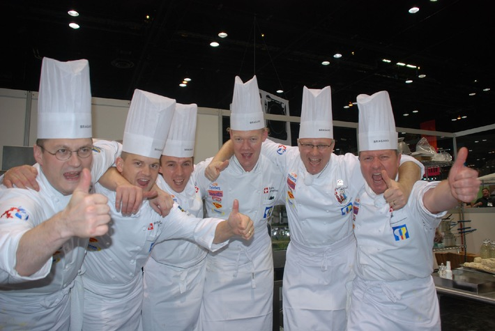 Die Schweiz ist Kochweltmeister