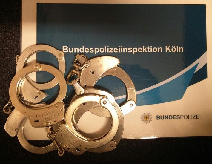 Symbolbild Bundespolizeiinspektion Köln