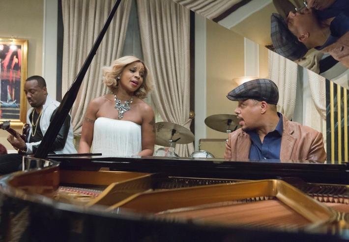 """R&B-Star Mary J. Blige am Mittwoch bei """"Empire"""" auf ProSieben"""