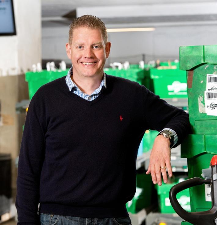 Dominique Locher neuer CEO von LeShop.ch