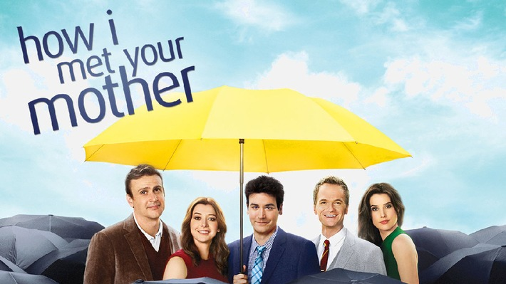 Ist sie es? Die Kultserie How I Met Your Mother ist ab 1.12. auf Netflix