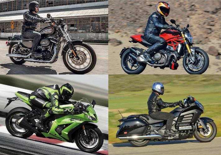 Kauftipp: Motorrad ist nicht gleich Motorrad (BILD)