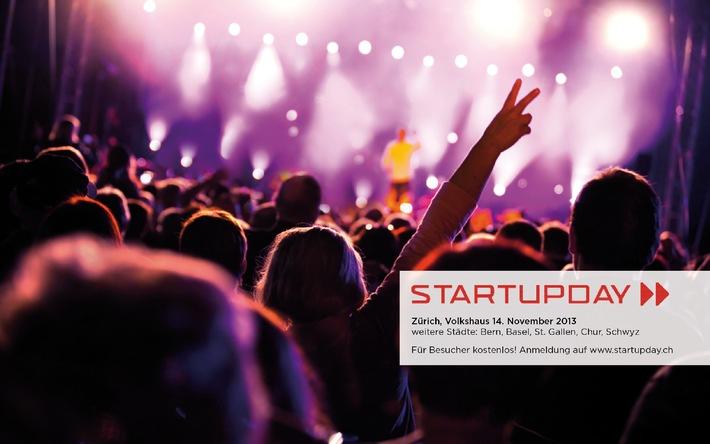Startupdays 2013: Unternehmer teilen ihr Erfolgsgeheimnis (BILD/DOKUMENT)