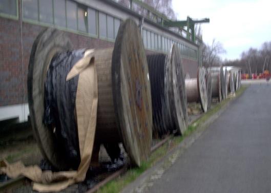POL-REK: Kupferkabel und Metall gestohlen - Wesseling