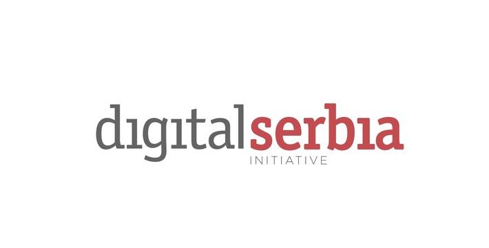 """Logo """"Digital Serbia"""" / Weiterer Text über ots und www.presseportal.de/nr/105327 / Die Verwendung dieses Bildes ist für redaktionelle Zwecke honorarfrei. Veröffentlichung bitte unter Quellenangabe: """"obs/Ringier Axel Springer Media AG"""""""