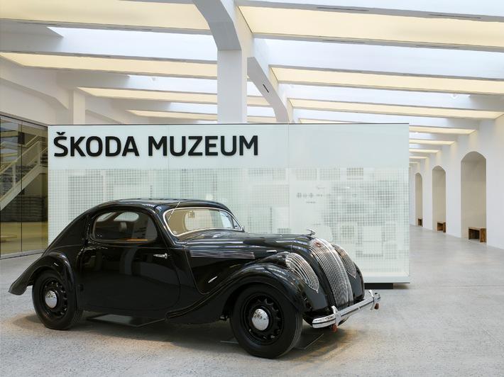 Virtuelle Erlebnistouren durch SKODA Museum und SKODA Kundenzentrum