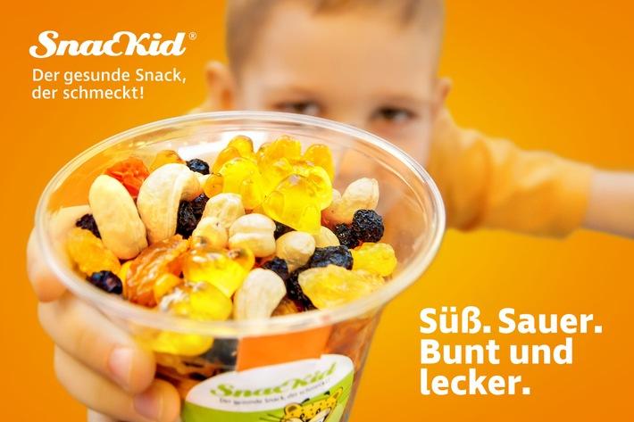 SnacKid - Gesunde Snacks zum Kaufen