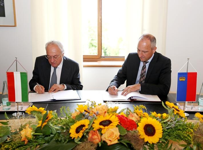 ikr: Doppelbesteuerungsabkommen mit Ungarn unterzeichnet