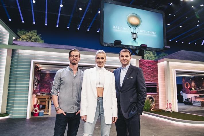 """ProSieben macht 2018 zum Jahr der Erfinder! Die neue Show """"Das Ding des Jahres"""" startet am 9. und 10. Februar 2018"""