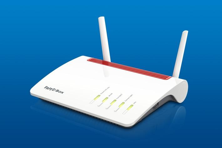 Marktstart von FRITZ!Box 6890 LTE