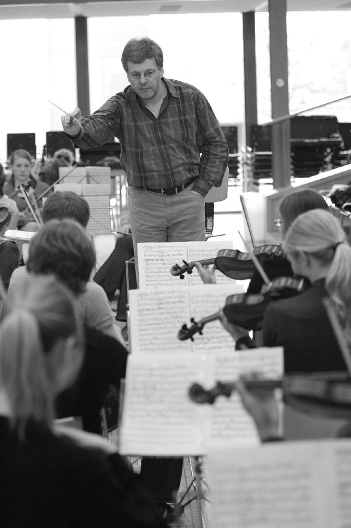Schweizer Jugend-Sinfonie-Orchester - Idealistisch und mit Freude am Zusammenspiel