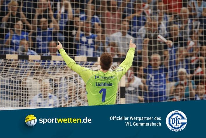 sportwetten.de wird offizieller Wettpartner des VfL Gummersbach
