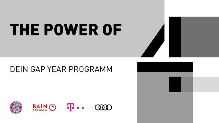 dein gap year programm weiterer text ber ots und wwwpresseportalde - Audi Ingolstadt Bewerbung