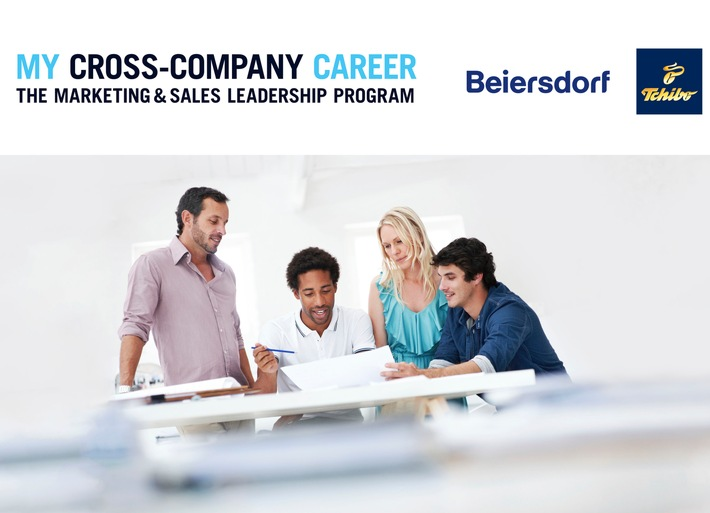 Beiersdorf und Tchibo gemeinsam auf Nachwuchssuche