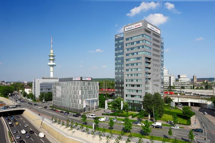 TARGOBANK investiert 25 Millionen Euro in Neubauprojekt in Duisburger Innenstadt